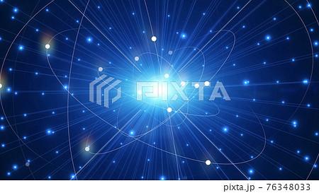 ネットワークイメージ  エレクトロニクス 76348033