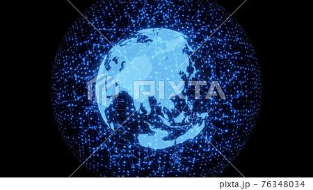 グローバルネットワーク  76348034