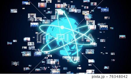 グローバルネットワーク  ビジュアルコンテンツ  76348042