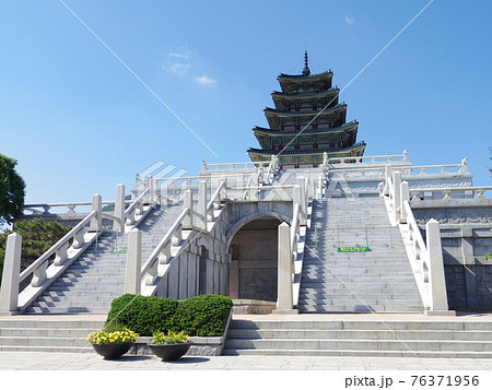 韓国の国立民族博物館 76371956