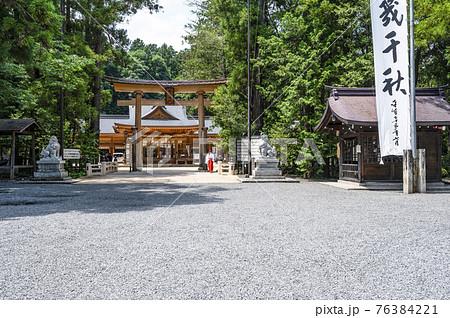 穂高神社(安曇野市) 76384221