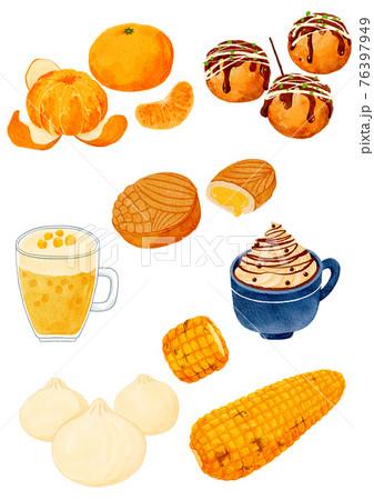 Korean winter desserts 76397949