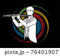 Flute Musician Orchestra Instrument Graphic Vector 76401907