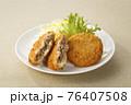 コロッケ 豚肉 76407508
