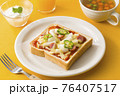 ピザトースト 76407517