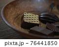 チョコレート 76441850
