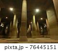 首都圏外郭放水路の防災地下神殿 76445151