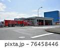 東京消防庁蒲田消防署空港分署の仮庁舎 76458446