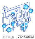 デジタルとアイソメトリック 76458638
