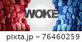 Woke Divided Society 76460259