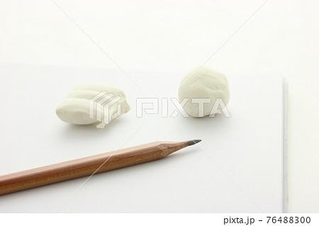 鉛筆デッサンの画材 76488300