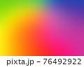 鮮やかで美しいグラデーション-01 76492922