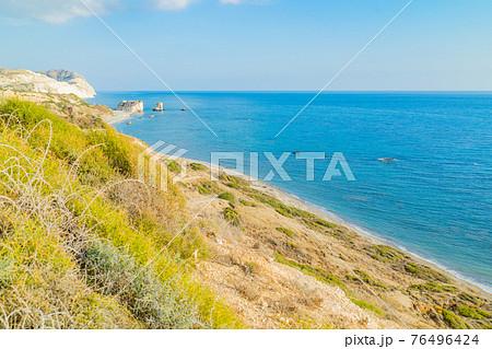 キプロス・パフォスのペトラ・トゥ・ロミウ 76496424