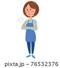ため息 女性 76532376