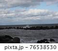 海岸沿い、海の青空 76538530