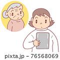 訪問看護師 76568069
