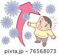 感染拡大 76568073