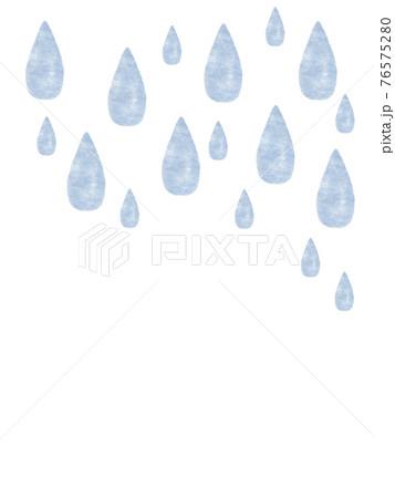 雨・梅雨・天気 76575280