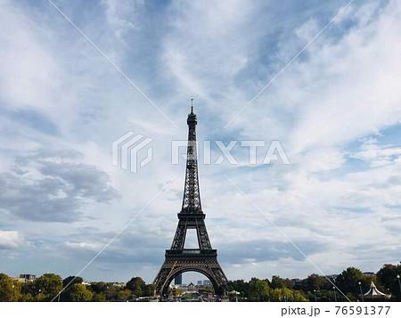 エッフェル塔・Paris 76591377