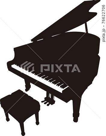 グランドピアノ 76622706