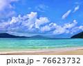 オーストラリアのハミルトン島のビーチ 76623732