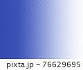 ハーフトーン ぼかし (背景素材) 青 76629695
