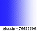 ハーフトーン ぼかし (背景素材) 青 76629696