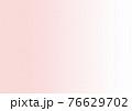 ハーフトーン ぼかし (背景素材) 薄い 赤 76629702