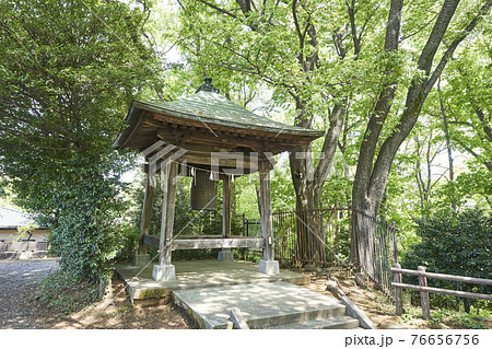 野津田薬師堂の鐘 梵鐘 76656756