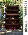 室生寺の風景 76666041
