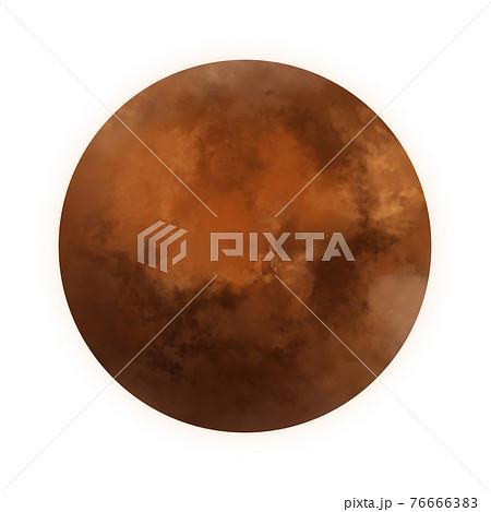火星のイラスト素材 76666383