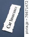 Car Insurance 76671472