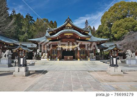 【速谷神社】 広島県廿日市市上平良 76699279