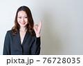 女性ビジネスイメージ 76728035
