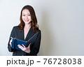 女性ビジネスイメージ 76728038