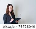 女性ビジネスイメージ 76728040