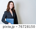 女性ビジネスイメージ 76728150