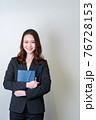女性ビジネスイメージ 76728153