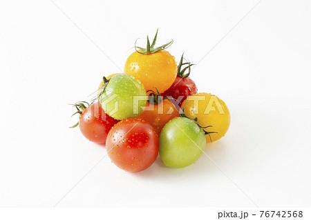 カラフルミニトマト 76742568