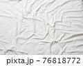 白シーツ 76818772