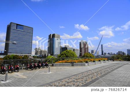 4月 江東351お台場・東京テレポート駅近辺 76826714