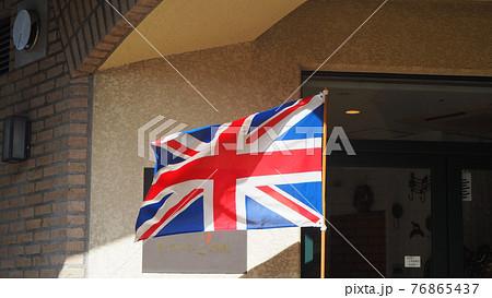 イギリス国旗ユニオンフラッグ 76865437