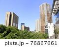 飯田橋の街並み 76867661
