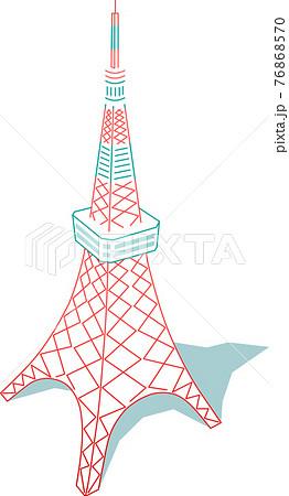 東京タワー 76868570
