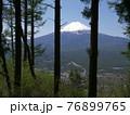 富士山 76899765