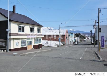 中富良野駅・駅前(JR北海道・富良野線) 76910583