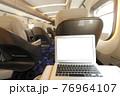 北海道新幹線 東北新幹線 グランクラス車内 H5系  76964107