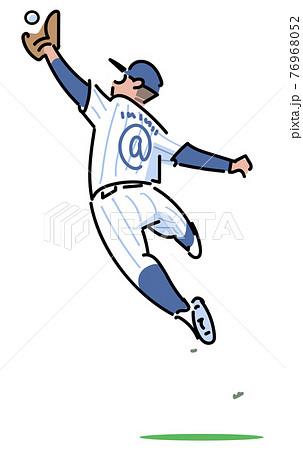 野球におけるファインプレー 76968052