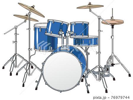 ドラムセット 76979744
