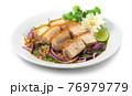 Crispy Belly Pork Hong kong Spicy Salad 76979779